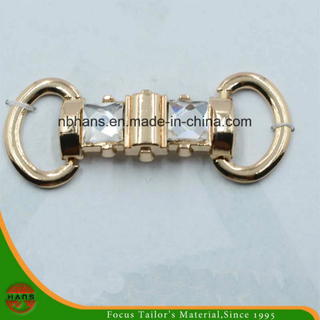 Fashion Metal Lady Shoe Buckle (L-0273)