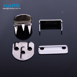 Hans Most Popular Super Selling Plating Metal Pantalones Ganchos