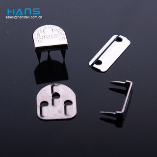 Hans Top Selling Simple Metal Eye Fasteners Pantalones Gancho